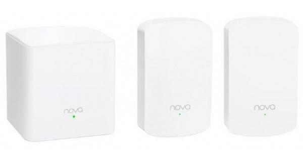 Mesh система tenda nova mw6-3 - обзор и отзыв о комплекте wifi роутеров - вайфайка.ру