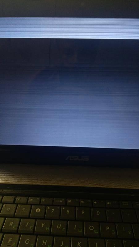 Что делать если экран ноутбука при включении не загорается: причины неисправности