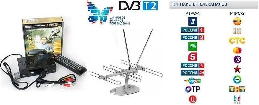Как перейти на цифровое телевидение в россии в 2021 году