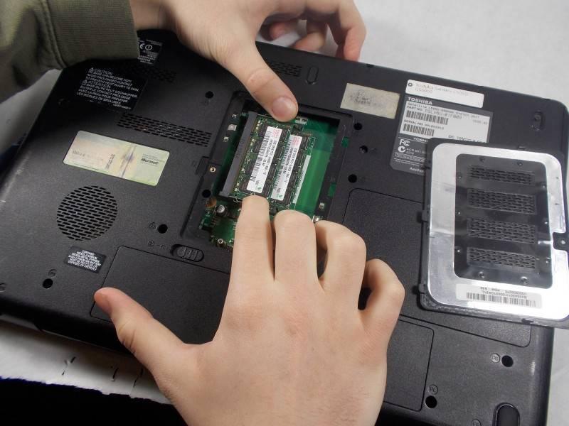 Что такое оперативная память компьютера и как увеличить объем ddr3 и ddr4?
