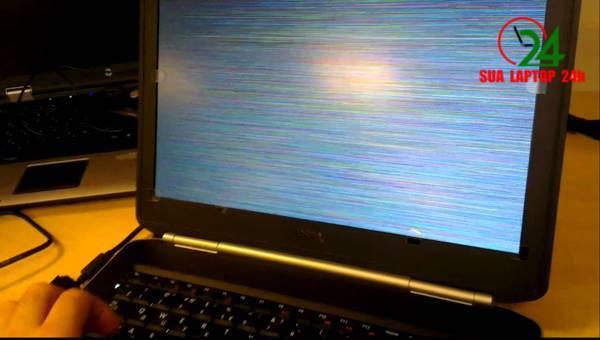Не включается ноутбук — черный экран