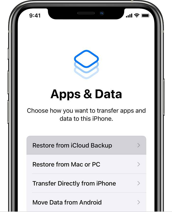 Программы для переноса данных с айфона на айфон