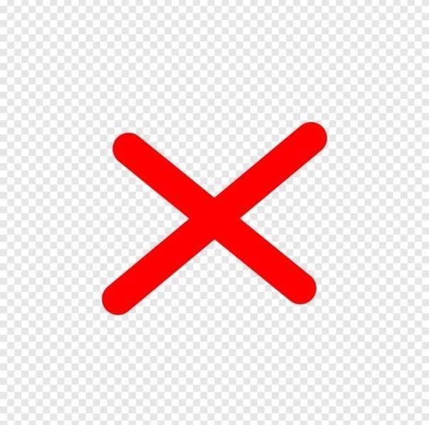 Что такое красный крестик на интернете и как его убрать