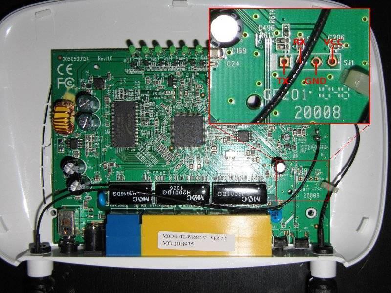 Как восстановить роутер tp-link после неудачной прошивки?