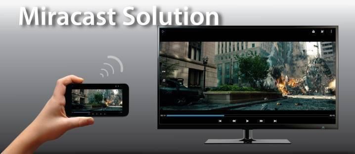 Как подключить android, iphone, ноутбук через mirascreen или anycast к телевизору по miracast и airplay?