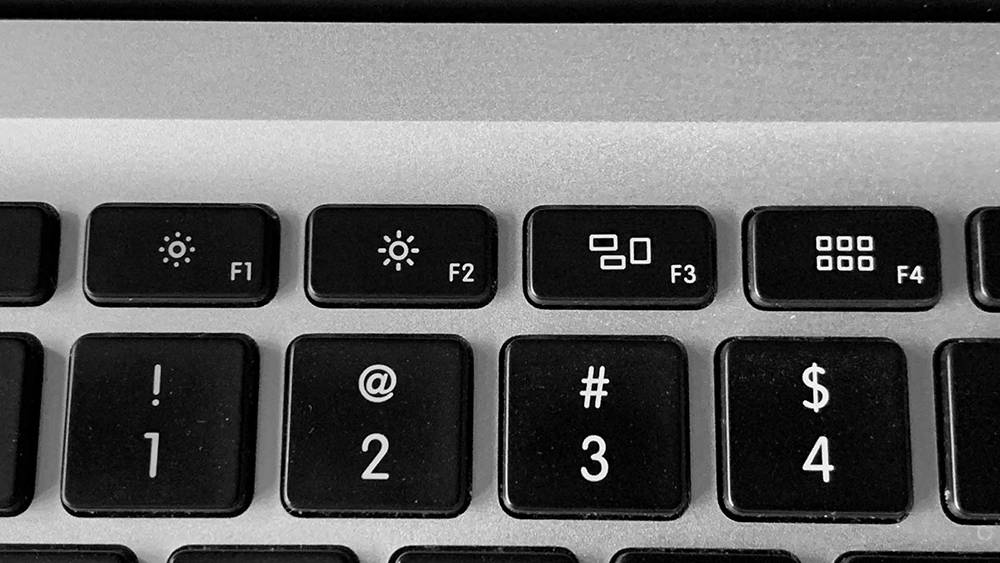 Что делать, если не работают кнопки f1-f12 на ноутбуке