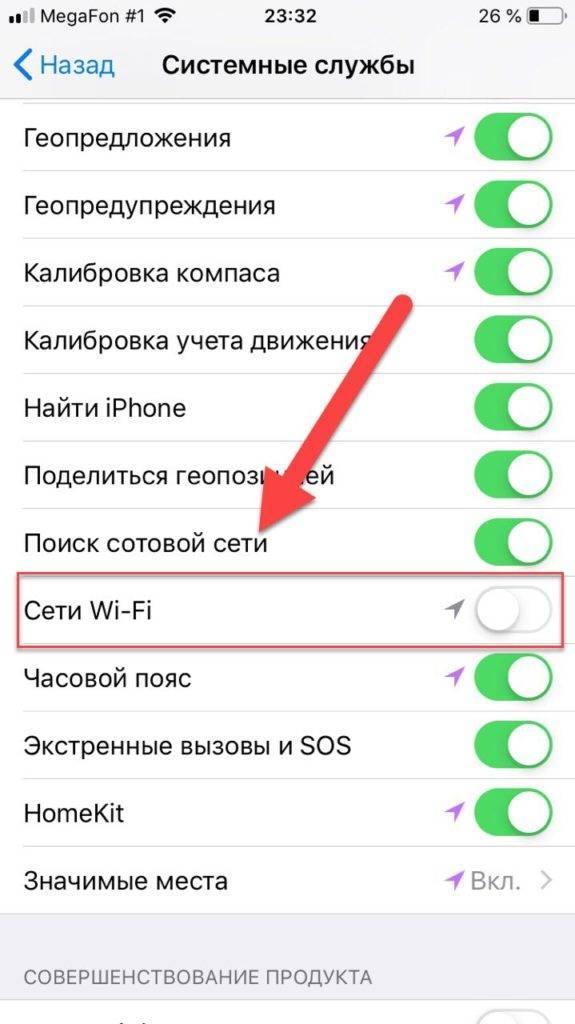 Функция «автодоступ к точке» на iphone, ipad и mac: что это и почему ее лучше выключить?