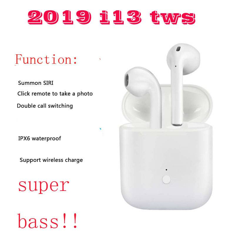 Инструкция к беспроводным наушникам tws i13