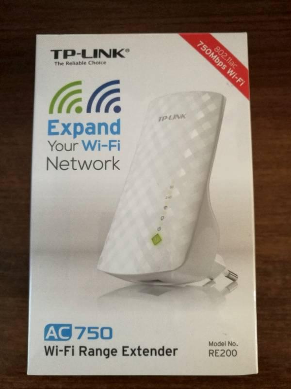 Настройка репитера tp-link ac750 re200. двухдиапазонный усилитель wi-fi сети - сетевое оборудование - faqstorage.ru
