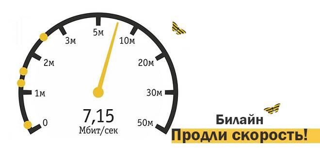 Что делать с низкой скоростью интернета. ускоряем интернет от билайн – все способы