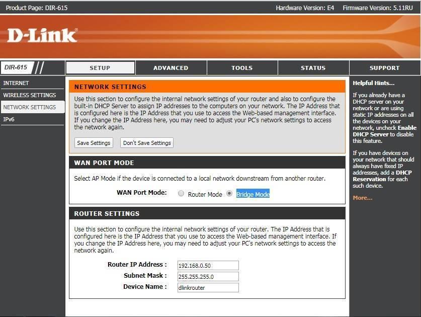 Настройка wi-fi роутера d-link dir-615