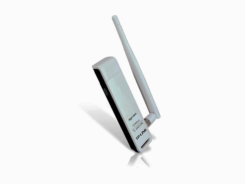 Всё о usb-адаптере wi-fi tp-link tl-wn725n