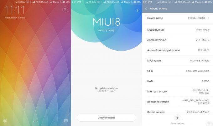 Обновление Телефонов Xiaomi Redmi на Прошивке MIUI для Андроид