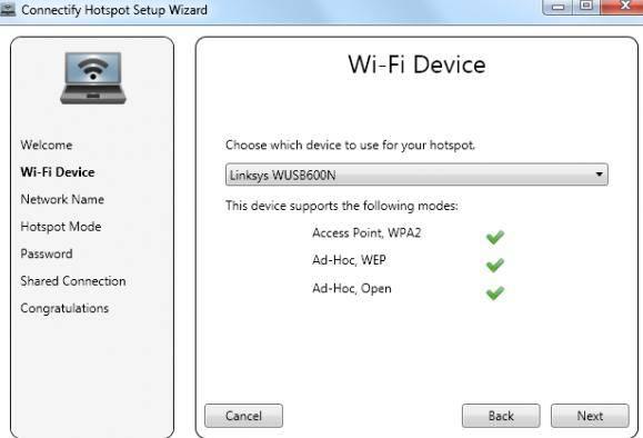 Как раздать wifi с ноутбука на windows 10