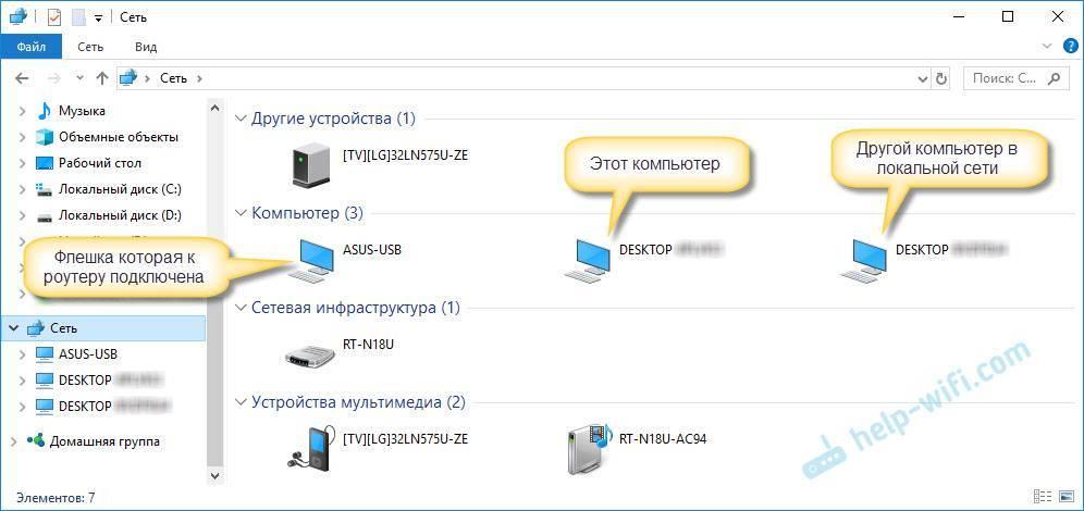 Как расшарить папку в windows 7 в локальной сети   твой сетевичок