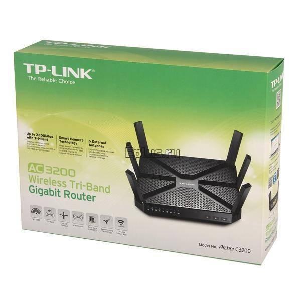 Tp-link archer c3200: подключение и настройка