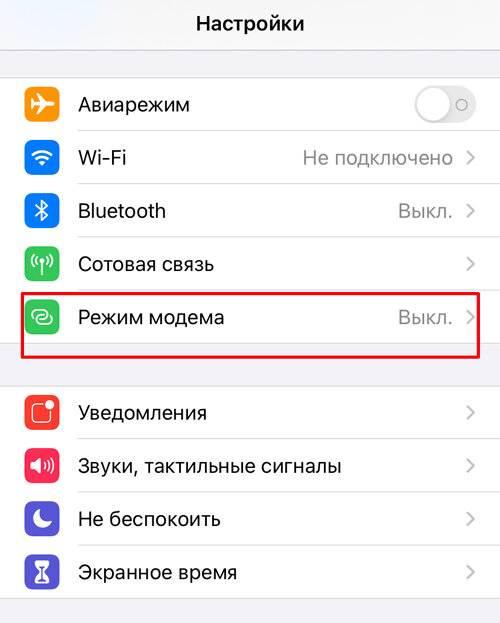 Режим модема наiphone и ipad.как раздать интернет сiphone по wi-fi, usb иbluetooth
