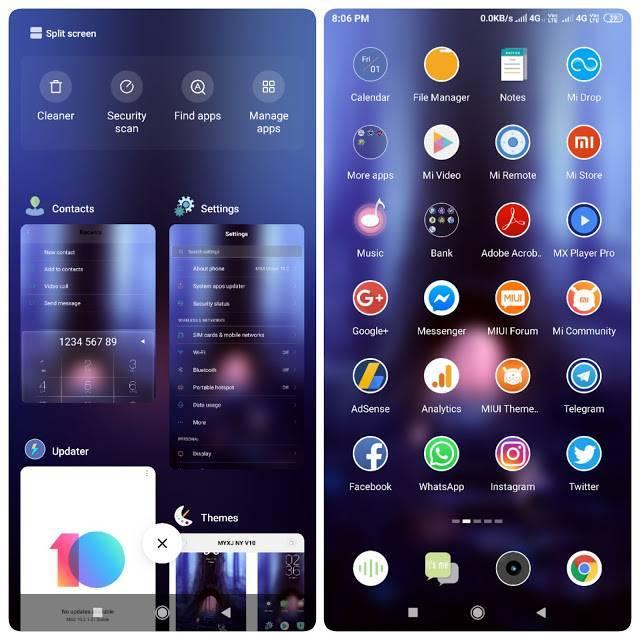 Что такое ориентация в телефоне xiaomi redmi: фишки, разделение экрана, многозадачность, центр уведомлений, обновление элементов, физическая кнопка камеры, очистка места