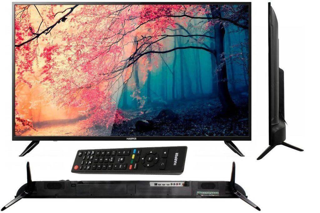 """Жк телевизор 43"""" harper 43f720ts — купить, цена и характеристики, отзывы"""