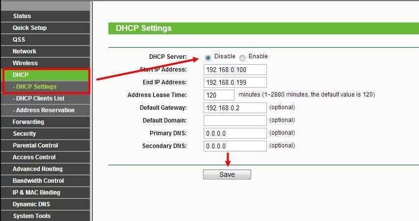 Логин и пароль для входа в личный кабинет роутера 192.168.1.1