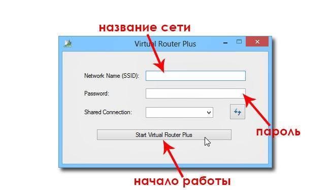 Программаswitch virtual router для раздачи wi-fi в windows 10. настройкаhotspot через программу