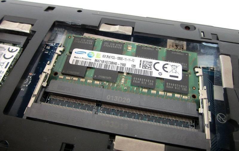 Как увеличить объем оперативной памяти на ноутбуке - добавление новых модулей памяти