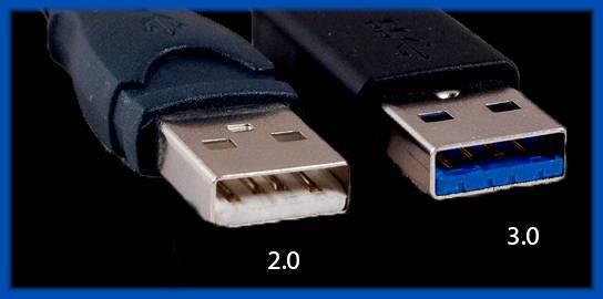 Чем отличается usb 2.0 от usb 3.0 — основные отличия