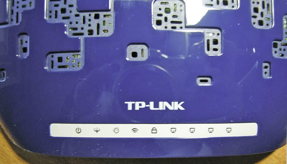 Настройка модема tp-link td-w8950n