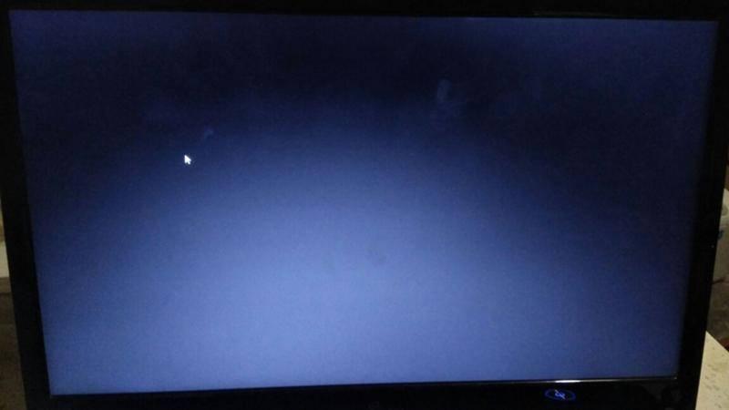 [решено] не включается ноутбук - черный экран. все способы решения.