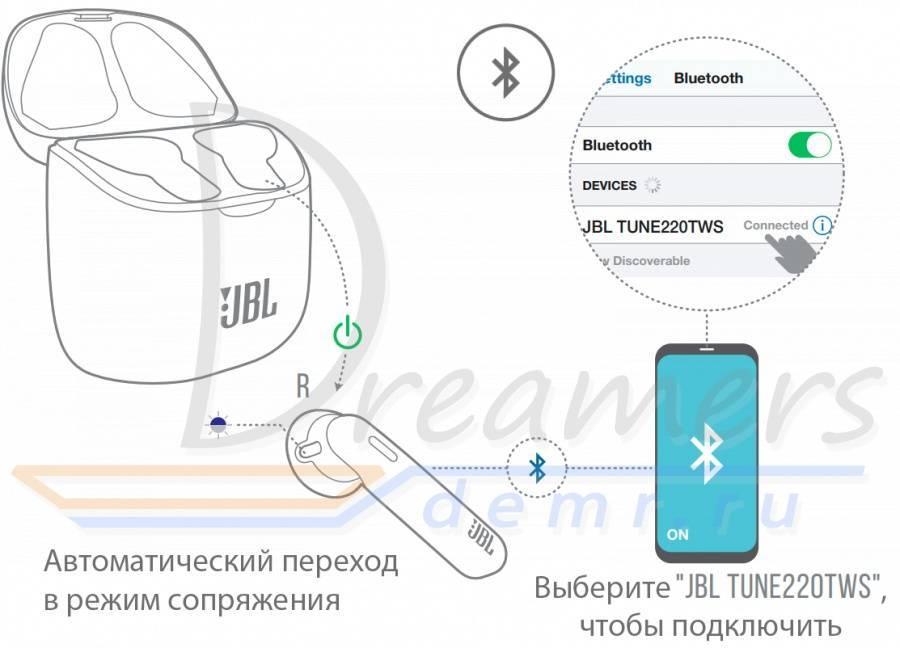 Как подключить блютуз наушники к планшету андроид