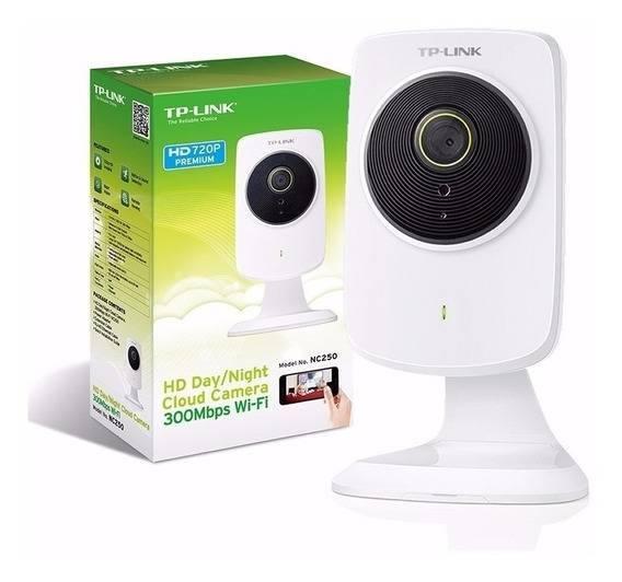 Как использовать облачную ip-камеру tp-link nc450 дома и на производстве