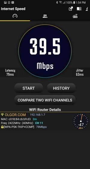 Плохо работает wifi на андроид и интернет медленный?