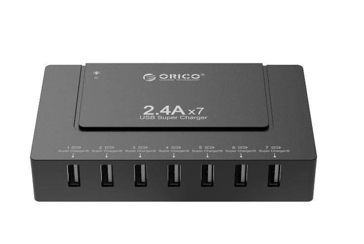 "Док-станция для накопителя 2.5"" / 3.5"" orico 6228us3-c-pro bk"