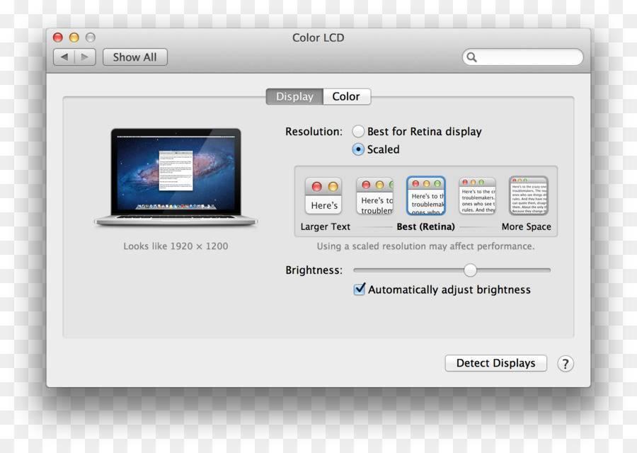 Базовая настройка mac после покупки