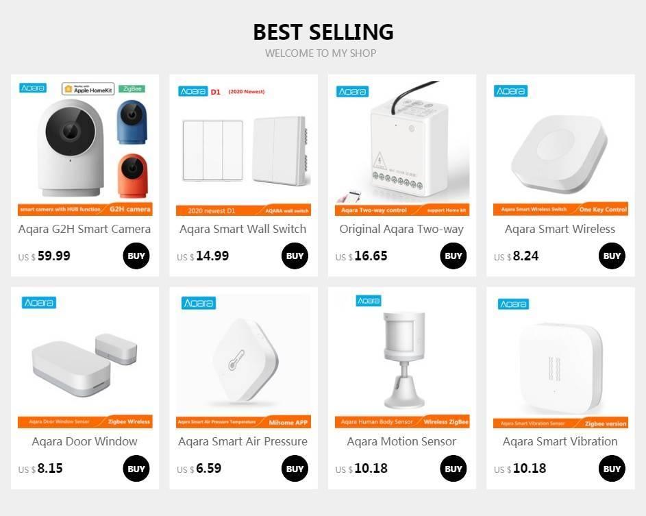 Xiaomi и homekit в одном сценарии умного дома