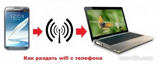Как можно раздать интернет с телефона по wi-fi, через bluetooth или usb