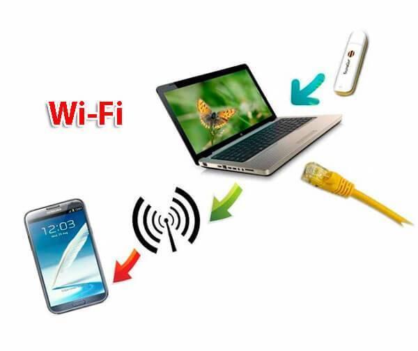 Ноутбук видит wifi но не подключается, что делать?