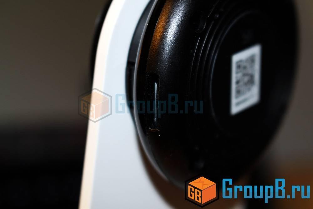Настройка камеры xiaomi ants