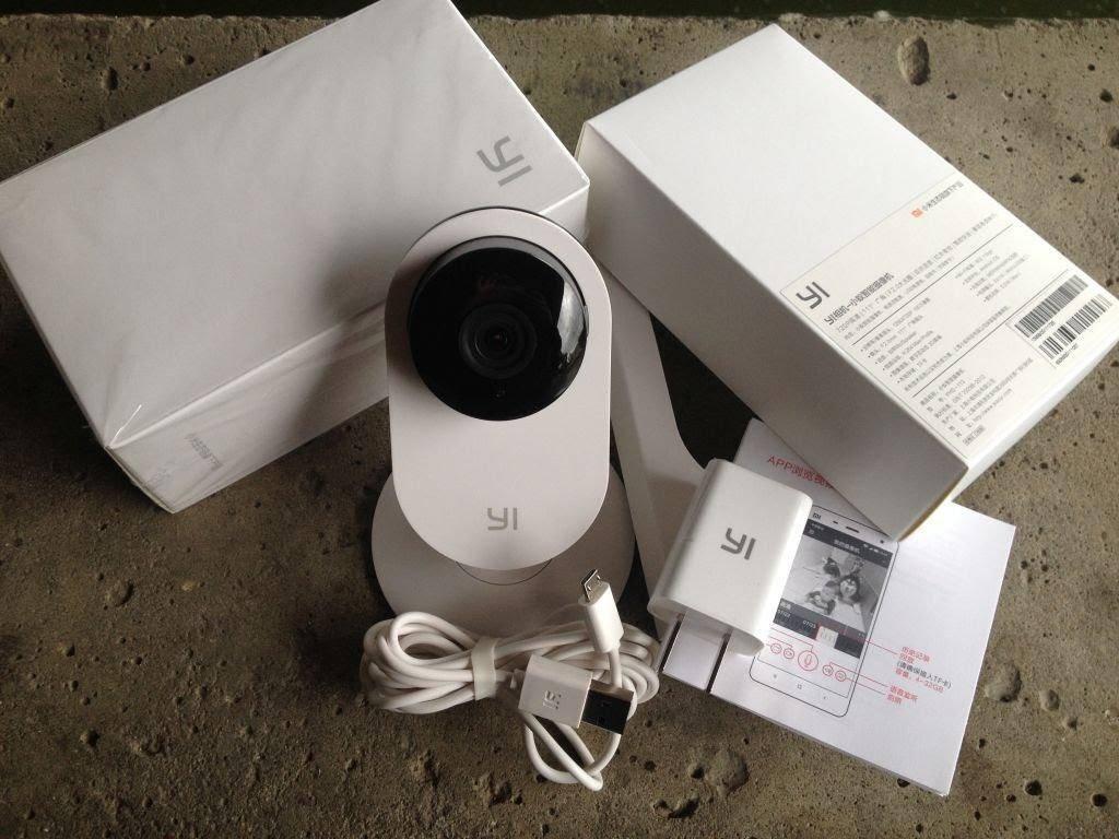 Настройка просмотра видео с камеры xiaomi yi home camera