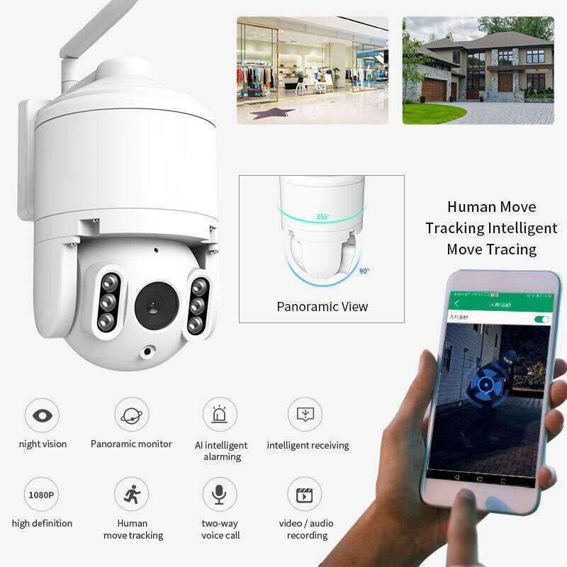 Wifi камер: описание основных и дополнительных функций, особенности установки
