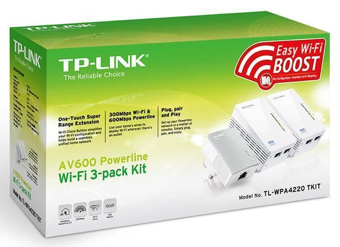 Tp-link tl-wpa4220kit точка доступа powerline — купить, цена и характеристики, отзывы