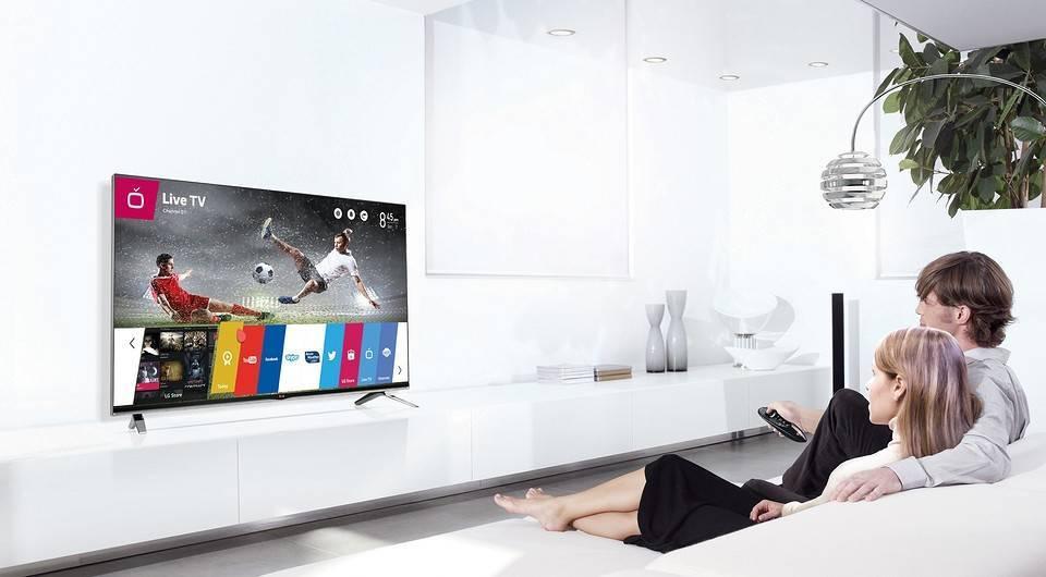 Чем отличается лед телевизор от смарт телевизора