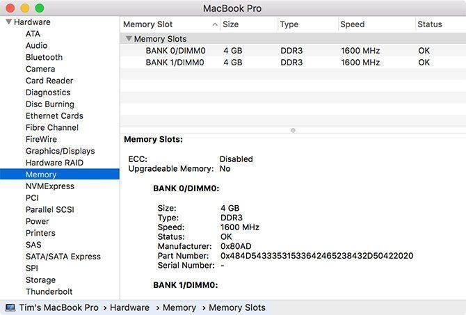 Как узнать mac-адрес сетевого оборудования (wi-fi) в macos на macbook, imac