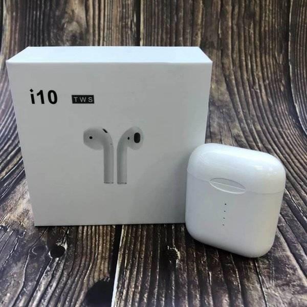 Инструкция к наушникам tws i13 - info headphone