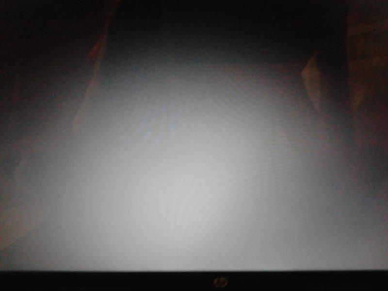 Тусклый экран на ноутбуке: что делать