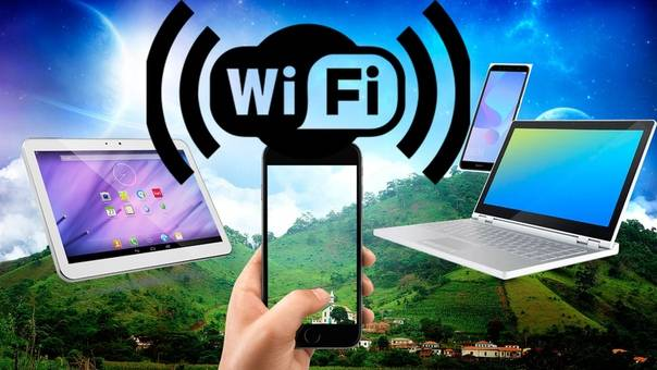 Как раздать интернет с ноутбука на телефон через wi-fi?