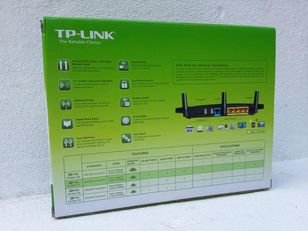 Tp-link archer c7 ac1750: обзор и подробный алгоритм настройки