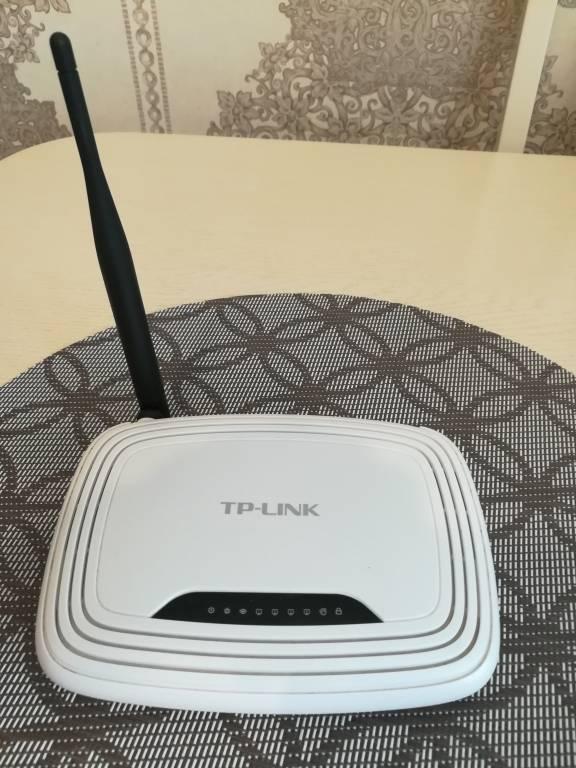 Роутеры tp-link tl-wr740n (белый) купить за 790 руб в екатеринбурге, отзывы, видео обзоры и характеристики - sku64818