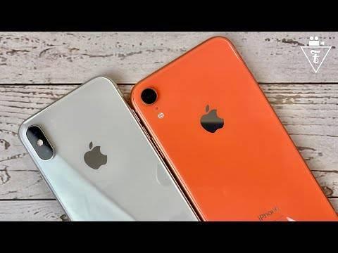 Сравнение iphone se 2020 и iphone xr: что выбрать?