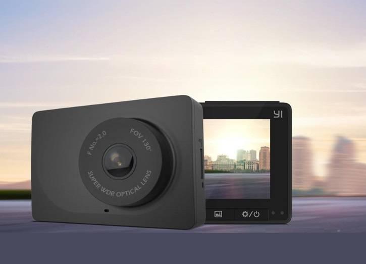 Нюансы установки видеорегистратора xiaomi yi smart car dvr